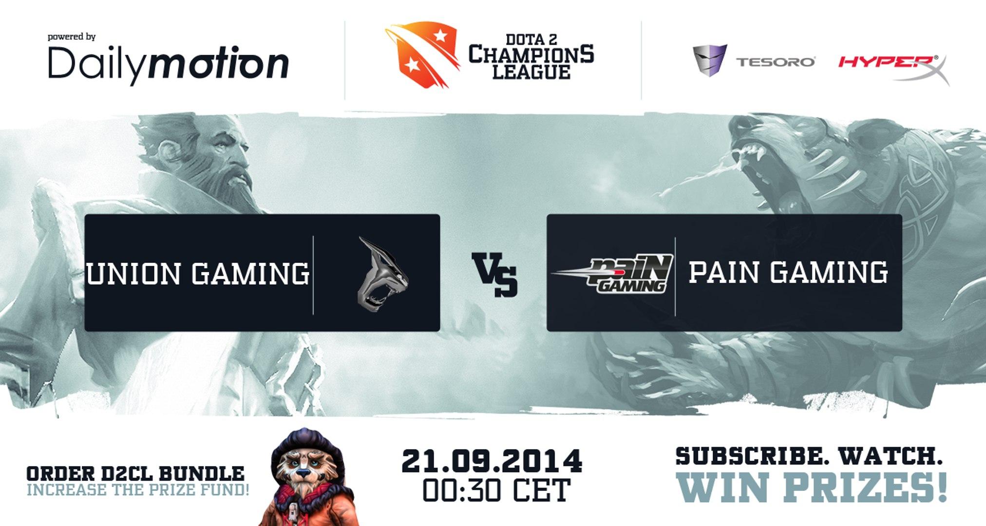 D2CL Season IV Highlights: paIN Gaming vs Union Gaming