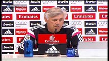 Ancelotti confirma la titularidad del Chicharito ante el Elche
