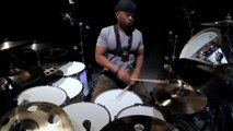 Amazing Drummer Tony Royster Jr - Drumming session filmed with GoPro!