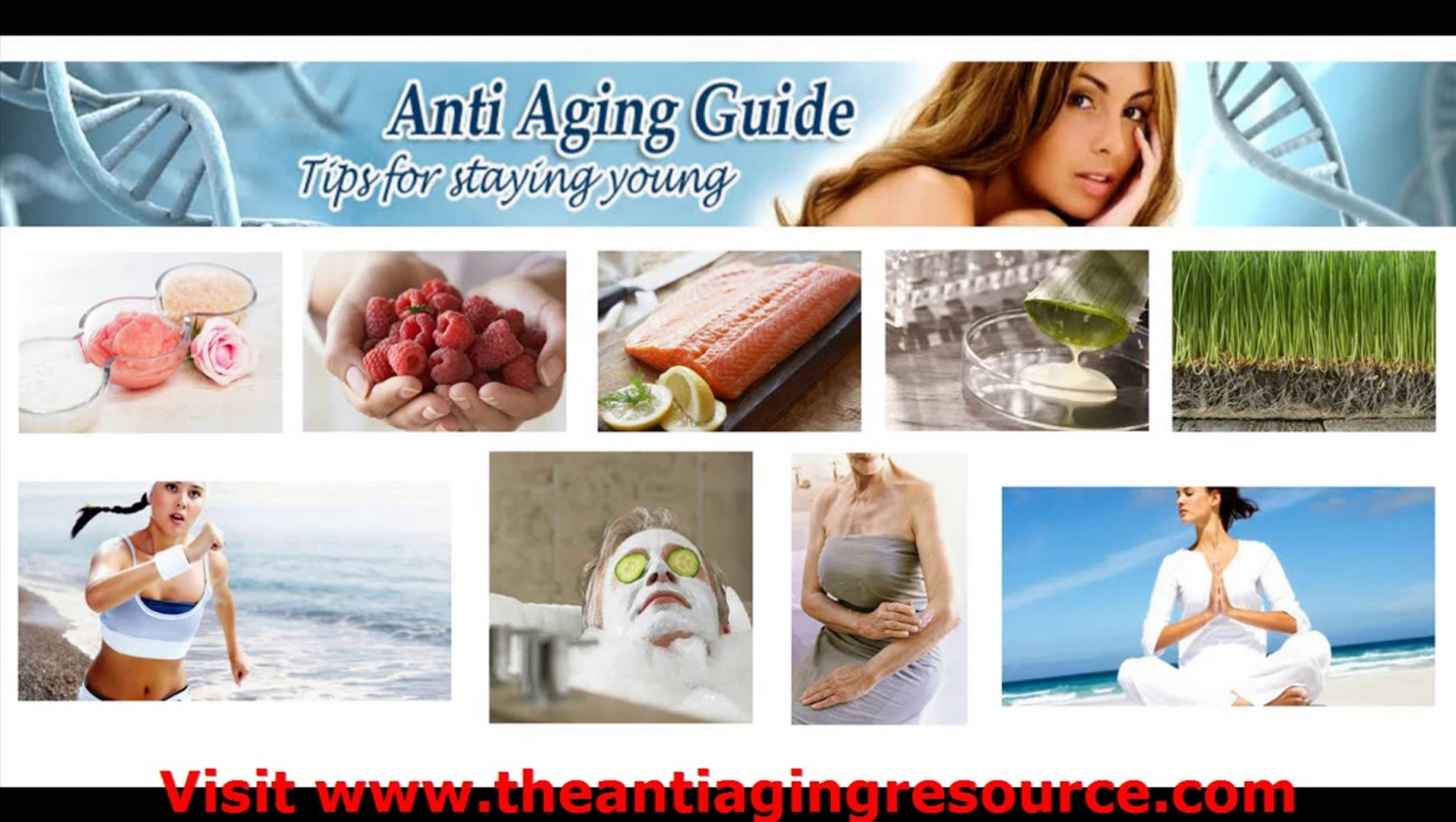 Natural anti wrinkle tips skin care tips