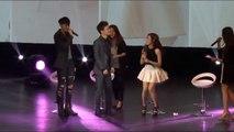 [HD] 140922 EXO Chen,Tao and Zhang Liyin - Growl @ Liyin Showcase