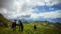 Pyrénées à cheval, la traversée