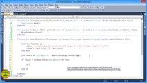 VB.NET OpenFileDialog Control Tutorial in Urdu