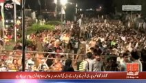 Ahle Nazar Ki Aankh Ka Tara Ali Ali By Tasleem Ahmed Sabri At Inqilab March Islamabad - 23 Sep 2014