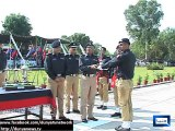 Dunya News - Passing-out parade: Police being equipped with latest skills, training says IG Punjab