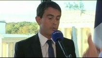 La France ne négociera pas avec les preneurs d'otages, dit Valls