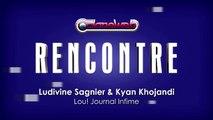 Lou! Journal Infime : Rencontre avec Ludivine Sagnier et Kyan Khojandi