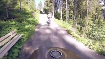 2014: First full ride on Gotschna Freeride Davos Klosters