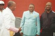 """Roger Ngandu et Mosaka : Koffi Olomide """"Vieux Ebola"""" tu n'es pas Congolais, ton grand frère est un vendeur de CDs pirates au Chateau Rouge et Tshibo Apula = Tshi-Ebola"""
