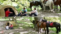 Equitation dans les Alpes de Haute-Provence
