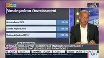 Foire aux vins: pourquoi achetez dans les vins d'investissement ?: Franck Nogues, dans Intégrale Placements – 23/09