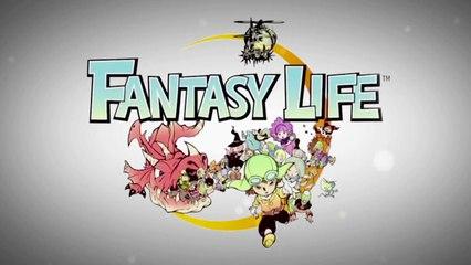 Trailer de lancement de Fantasy Life