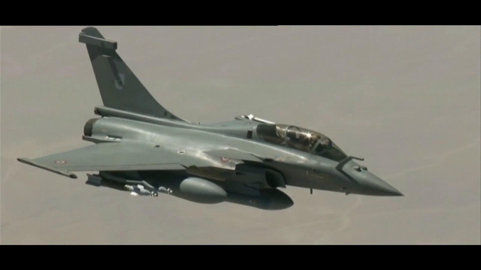 Syria- US begins air strikes on Islamic State