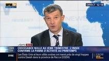 L'édito éco de Nicolas Doze: Croissance économique nulle au second trimestre - 23/09