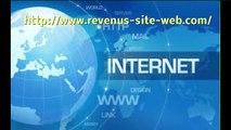 revenus site web