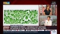 Métiers d'art, Métiers de luxe: L'imprimerie du Marais, dans Paris est à vous – 23/09