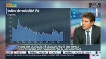 """Les banques centrales ont """"anesthésié"""" la volatilité des marchés: Dominique Ceolin, dans Intégrale Bourse – 23/09"""