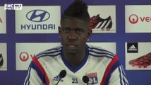 "Football / Umtiti : ""L'Olympique lyonnais se doit d'être devant"" 23/09"