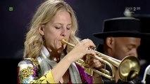Marcus Miller & Esperanza Spalding - Sir Duke (Solidarity Of Arts 2014) - Stevie Wonder Cover