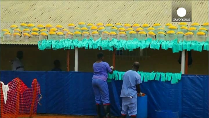 Ebola cases underreported,suggests CDC report