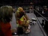 Chris Benoit vs Randy Savage - WCW Nitro 1996/02/05