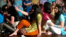 Pakistani Wedding Mehndi Night Beautiful Girls Dance (FULL HD)
