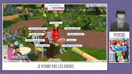 Psyckopack - sur Sims 4 [23/09]