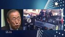 داعش، تروریسم و تغییرات جوی در گفتگو با دبیرکل سازمان ملل متحد