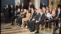 Insediamento Csm, Napolitano: Riforma giustizia non è più rinviabile