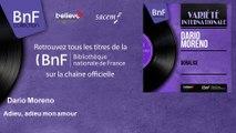 Dario Moreno - Adieu, adieu mon amour - feat. Claude Bolling et son orchestre