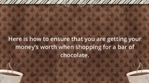 Experience Dark Chocolate Benefits with the Right Chocolate