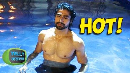 Hot Harshad Chopra Shirtless In Humsafars  Sony Tv - video