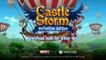 CastleStorm – Definitive Edition (XBOXONE) - CastleStorm – Definitive Edition : trailer de lancement