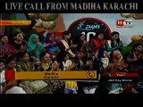Humaira Naz (Herbalist) live on Health tv (LIVE CALL FROM MADIHA KARACHI)18 september 2014