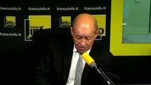 """Djihadistes français rentrés libres en France : """"un gros cafouillage"""" dû aux Turcs selon Le Drian"""