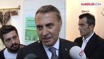 """Beşiktaş Kulübü Başkanı Fikret Orman;""""Saldıran Taraftarlar"""" İçin Açıklamalarda Bulundu"""