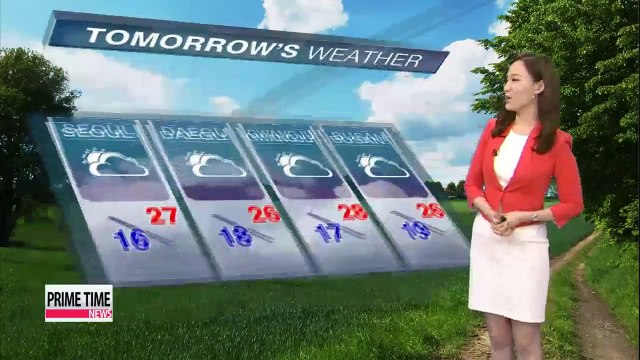 Typical autumn weather forecast for most regions on Thursday