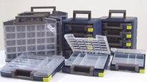 UO60677 - Casier métallique 40 tiroirs en polypropylène - www.toolatelier.com