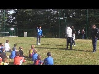 LA VIDEO DU BABYFOOT DU 20/09/2014 AU STADE AMV