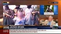 Exécution de l'otage français: Les réactions d'Henri Giuge, Jacques Myard, Alain Bauer et Eduardo Rihan Cypel - 24/09 3/4