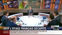 Exécution de l'otage français: Les réactions d'Eduardo Rihan Cypel, Alain Bauer et Ulysse Gosset - 24/09 2/4