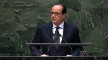 Discours du président de la République à l'Assemblée générale de l'ONU