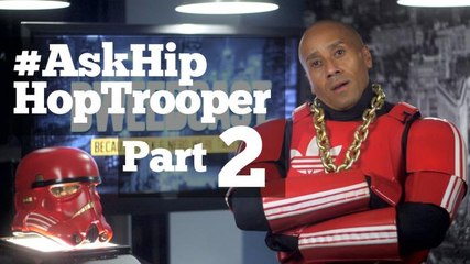 Ask Hip Hop Trooper #2 | DweebCast | OraTV