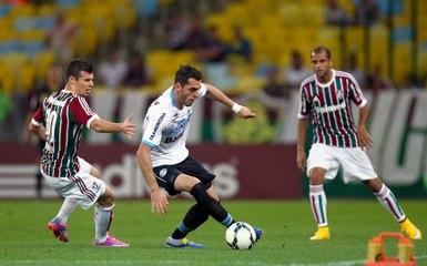 Обзор матча · Флуминенсе (Рио-де-Жанейро) - Гремио (Порту-Алегри) - 0:0