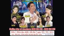 Vé liveshow Ngọc Sơn Hotline bán vé 0966 624 813 - 0966 624 815