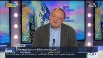 """Jean-Marc Daniel: """"Pierre Gattaz, président du Medef, se met un peu dans les chaussures de son père"""" - 25/09"""