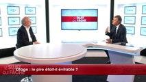Joffrin : «Techniquement il est impossible de protéger 60 millions de Français »