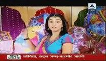 Saath Nibhaana Sathiya 26th September 2014  Lout Aya Rashi Kii Bhoot www.apnicommunity.com
