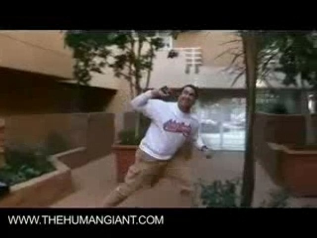 MTV Human Giant: Illusionators Skit