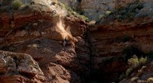 Compilation de chutes au Red Bull Rampage